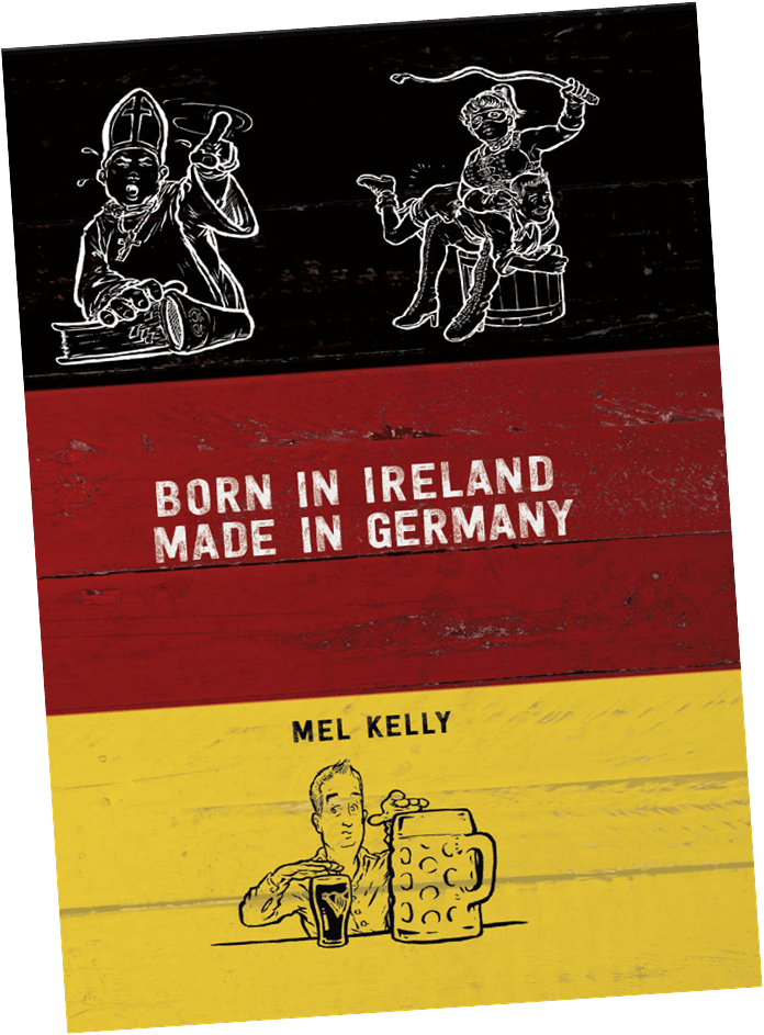 Comedybook Mel Kelly